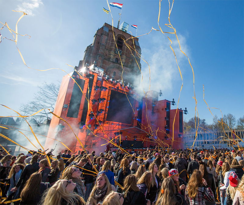 kingsday frozen yoghurt 2016