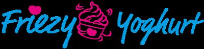 friezy yoghurt logo footer